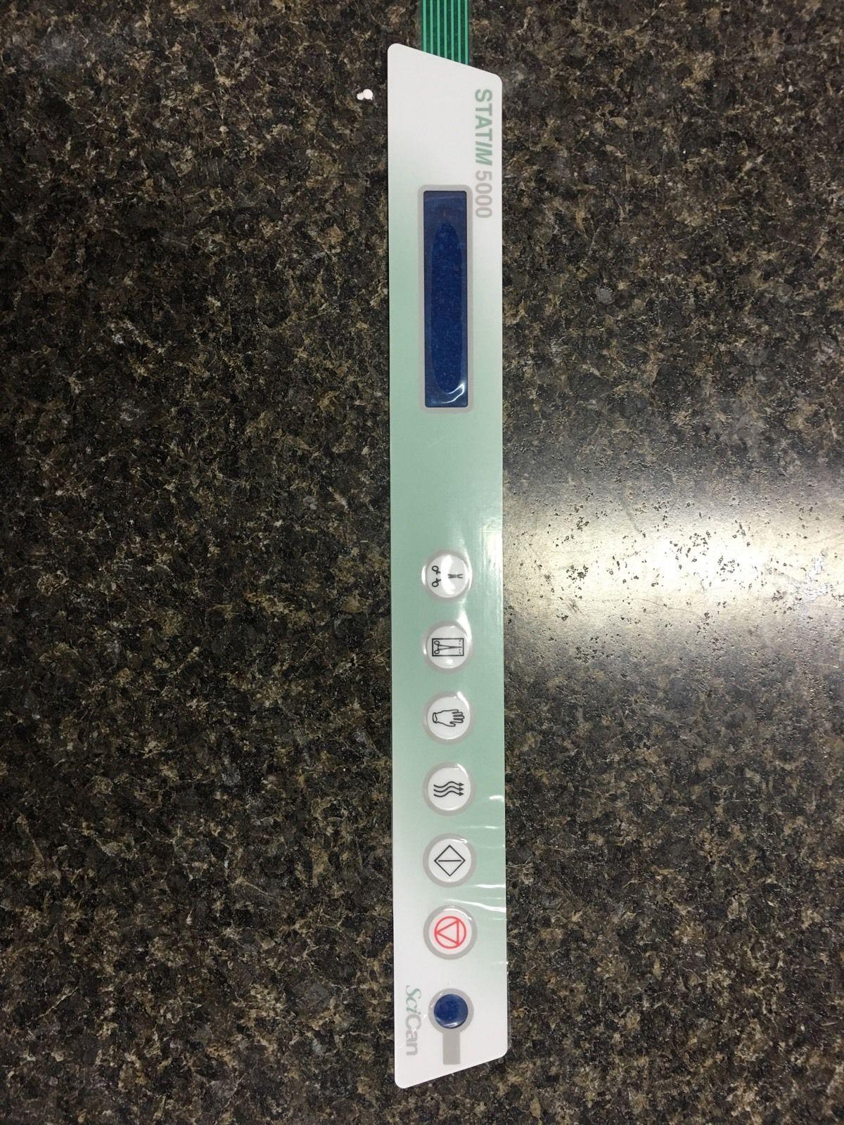 Scican Statim 2000 Keypad