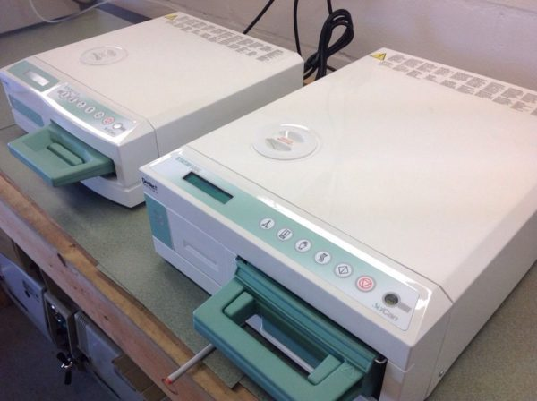 1 Fully Refurbished Scican Statim 5000 and 2000